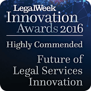 2016Legal Week Innovation Awards 2016 - Highly Commended - KLAiM.png