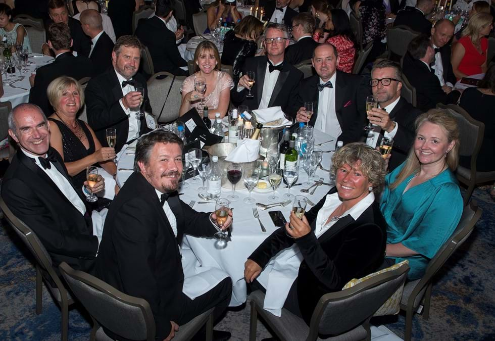 The Lawyer Awards 2018 - table image