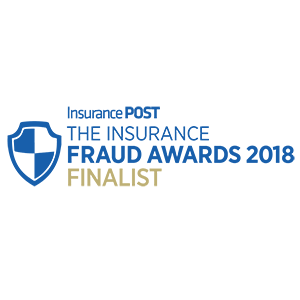 Insurance Post The Insurance Fraud Awards 2018 Finalist