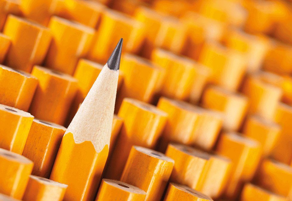 Pencils - Stand Out