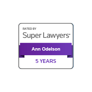 ann odelson super lawyers 5 years