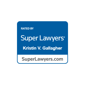 kristin gallagher super lawyers