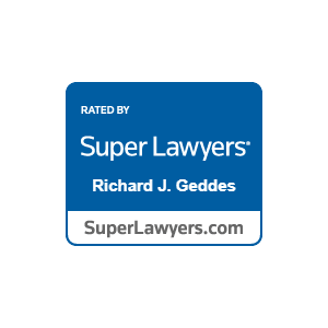 richard geddes super lawyers